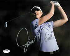 New listing Jill McGill signed 8x10 photo PSA/DNA Autographed Golf