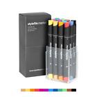 Stylefile Classic Dual-Tip Ink Marker Main A Set Graffiti Sketch Art Supplies