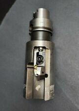 Kennametal Gm300 Hsk40 Modular Indexable Boring Head Machinst Holder Porting