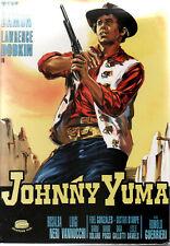JOHNNY YUMA DVD BRUTALER ITALO SPAGHETTI WESTERN MARK DAMON ROMOLO GUERRIERI