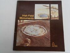 IRISH FIELD MONUMENTS - C Manning 1998 - standing stones etc.
