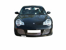 Porsche 996 Turbo + C4S - Front Grille Set - Silver finish (2000 to 2004)