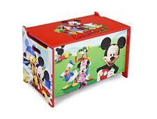 Mickey coffre a Jouets en bois Delta Children