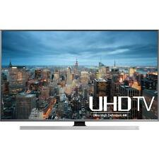 "Samsung UN85JU7100 85"" Class Smart 3D LED 4K UHD TV With Wi-Fi"
