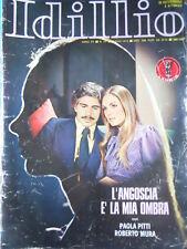 Rivista Fotoromanzi IDILLIO n°151 1975 - BUONO   [D30]