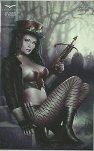 Zenescope Van Helsing Vs. Dracula  Action Figure Exclusive Michael Dooney Cover