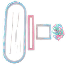 4pcs 8 Shape Knitting Loom Set Mit Pompom Maker Für DIY Crafts Zubehör