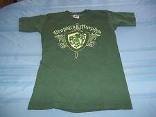 Dropkick Murphys St Paddy's Day Tour 2014 double-sided T-Shirt Size S