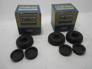 58-72 Ford Mercury 29/32 Rear Wheel Cylinder Kit Pair NOS C3OZ-2128-B K382