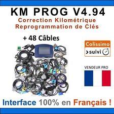 ★ KM PROG TOOL ★ PROGRAMMATEUR DIGIPROG 3 V4.94 - Renault Peugeot Audi Bmw Golf