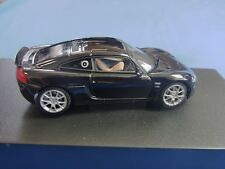 Modellauto Lotus Europa S schwarz Maßstab 1:43