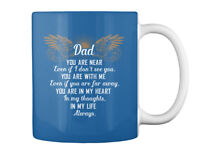 Stylish Dad - You Are Near Even If I Don't See With Me Far Away Gift Coffee Mug