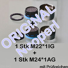 "NEOPERL 2er Pack Perlator Longlife M22x1 + M24x1 Typ ""A"""
