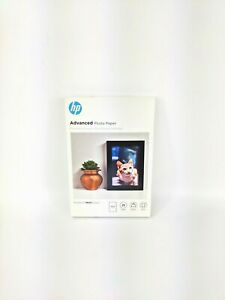 HP GLOSSY PHOTO PAPER BORDERLESS (10 X 15)(25 SHEETS)