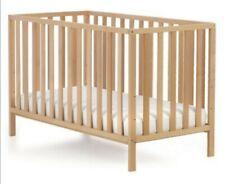 Mothercare Beech Apsley Baby Cot