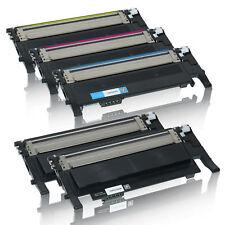 5 Toner kompatibel zu Samsung CLP-320 CLP-325 CLX-3180 CLX-3185