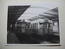 JAP593 - 1965 OSAKA METRO RAILWAY Co ~ TRAIN No1103 PHOTO Nishinakayama Japan