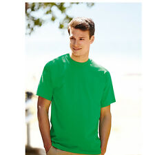 Fruit Of The Loom Value weight Men's T-Shirt  Sizes S-5XL