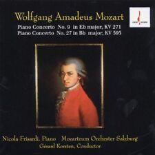 Nicola Frisardi, W.a - Piano Concertos 9 & 27 [New CD]
