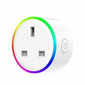 ONYXO™ Smart Wifi Plug | Tuya | App Control | UK Seller | Socket for Home