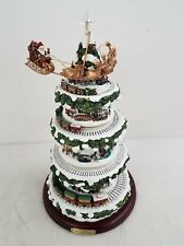 Thomas Kinkade Wonderland Express Christmas Tree Hawthorne Village Iob