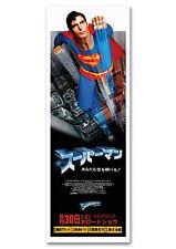 Impresión De Arte Retro Superman Película Póster/película/Dc Comics