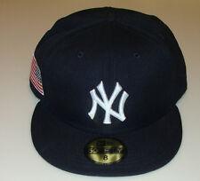 2014 New York Yankees 7 1/4 New Pro Era Hat Cap Baseball MLB USA Flag Patch