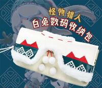Monster Hunter Urukusus Cover Case Storage Bag For Nintendo Switch 3DS PSV NS