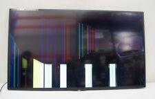 "JVC 55""(140cm) LT-55NU57A 4K FHD LED LCD TV (Screen Cracked)"