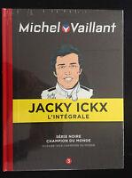 Michel Vaillant Jacky Ickx L'intégrale Tome 3  ETAT NEUF SOUS CELLO