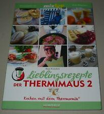 Krandick: Lieblingsrezepte der Thermimaus Thermomix mixtipp Kochbuch Buch NEU