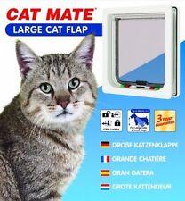 Chatières et portes Petmate pour chat