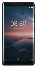 "Nokia 8 Sirocco 6GB 128GB 5.5"" Unlocked Android TA-1005- Schwarz"
