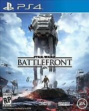 Star Wars: Battlefront (Sony PlayStation 4, 2015) PS4 1-2 Player And Online