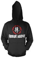 Rogue Agent Kapuzenpullover   The Division Spiel Dark Zone Konsole Herrn PC