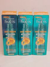 3x Garnier Fructis Power To Grow Strong Acitivating Serum 84ml Strength Growth