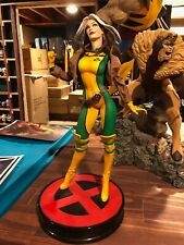 Sideshow Marvel Rogue Exclusive Premium Format Figure Statue Damaged