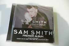 SAM SMITH IN THE LONELY HOUR CD NEUF EMBALLE.  AVEC LE STICKER .