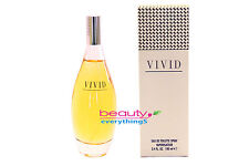 Vivid by Elizabeth Arden 3.4oz / 100ml Eau De Toilette Spray NIB Women's Perfume