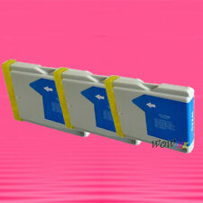 3P LC51C CYAN INK CARTRIDGE FOR BROTHER DCP 130C 340C