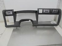 Chevy S10 Dash Bezel Instrument Cluster Trim Panel GMC Sonoma 95 96 97 15029324
