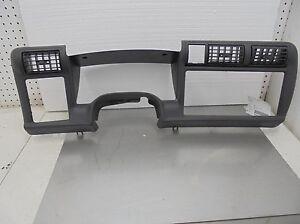 Chevy S10 Dash Bezel Instrument Cluster Trim Panel GMC Sonoma 95 96 97 15029324