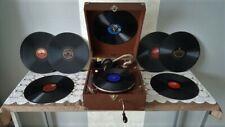 Gramophone Phonographe Salabert