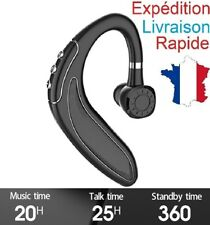 Ecouteur sans fil HMB-18 Bluetooth 5.0 Kit Main Libre Sport Earphone Ear Hook