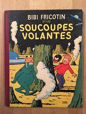 Bibi Fricotin et les soucoupes volantes - Cartonné - BE
