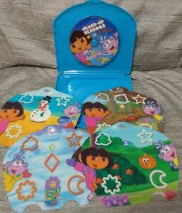 Fisher-Price InteracTV DVD Learning System Dora mixed up seasons Game