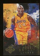 2014-15 Panini Court Kings #84 Kobe Bryant HOF Los Angeles Lakers