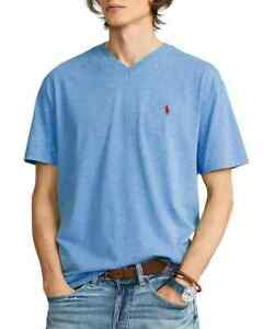 Polo Ralph Lauren Classic Fit V-Neck T-Shirt Men's Size M New with tags.