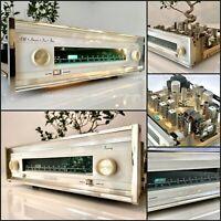 Sherwood S2100 Röhren Tuner FM-AM, 220V/110V, Restauriert,absolut Traumzustand