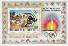 Timbre Sports JO Athlétisme Haute Volta BF5AL ** lot 22687